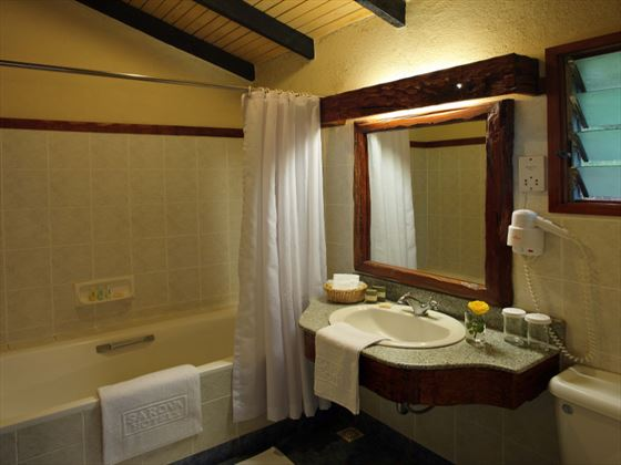 Sarova Lion Hill Lodge bathroom