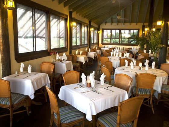 Seabreeze restaurant at The Verandah Resort & Spa