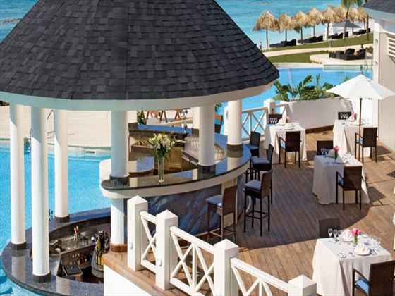 Seaside Grill at Secrets Wild Orchid