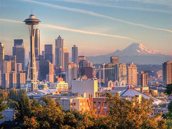 Seattle cityscape