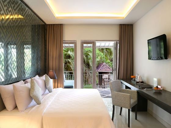 Deluxe Room at the Segara Village Resort