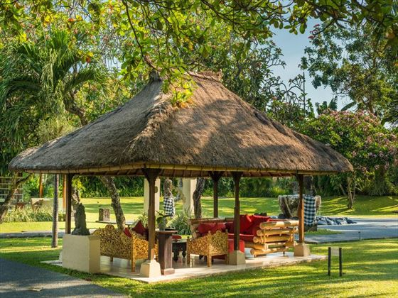 Segara Village Resort - Garden Gazebo