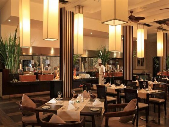 Senso restaurant at Intercontinental Mauritius