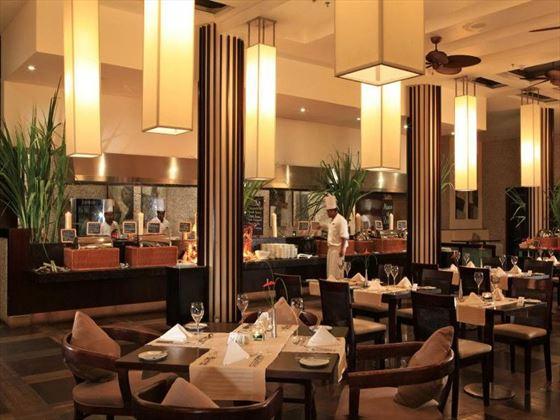 Senso restaurant at Intercontinental Mauritius