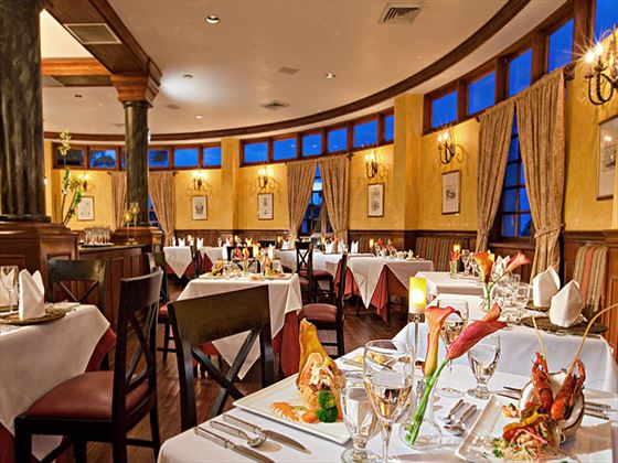 Seville restaurant at Beaches Negril Resort and Spa