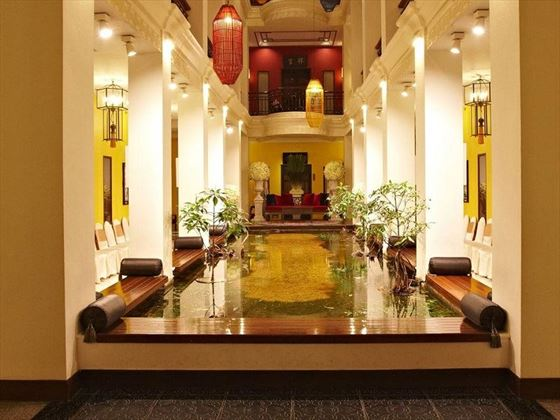 Shanghai Mansion Bangkok interior