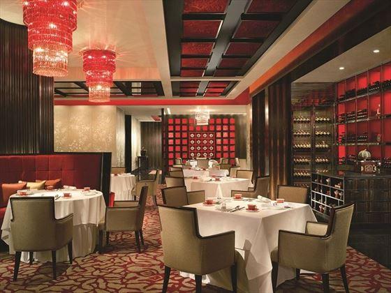 Shangri-La Hotel, Singapore, Shang Palace restaurant
