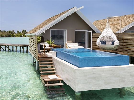 Signature Pool Water Villa