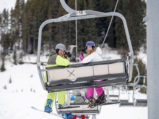 Romance on the slopes