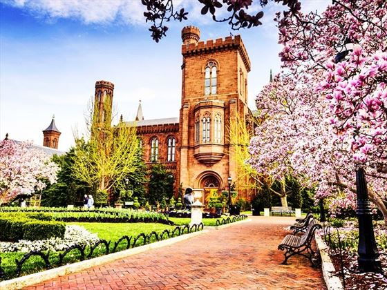 Smithsonian Institute Building, Washington D.C.