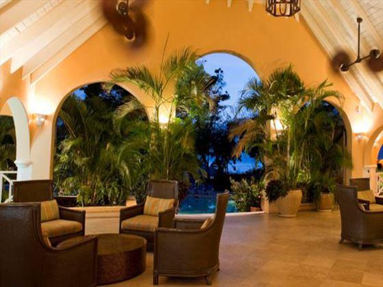 Smugglers Cove lobby