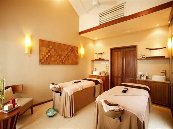 Spa Cenvaree at Centara Ras Fushi Resort & Spa