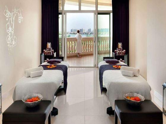 Spa room at Kempinski Hotel & Residence Palm Jumeirah