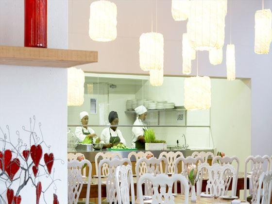 Spier Hotel Eight restaurant