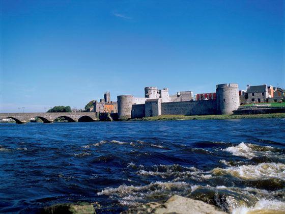 St John's Castle Limerick