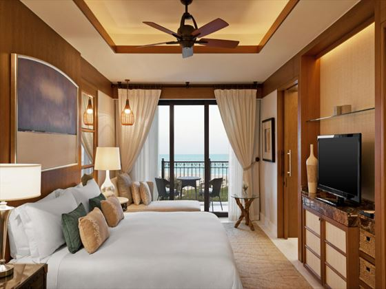 St Regis Saadiyat Island Superior Sea View Room