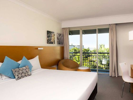 Standard Room at Novotel Cairns Oasis Resort