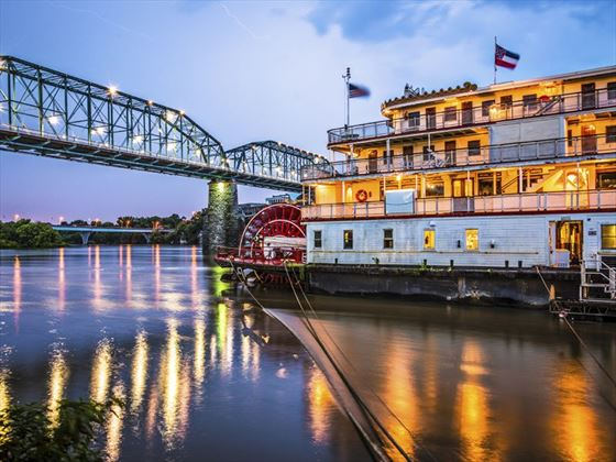 Steamboat in Chatanooga