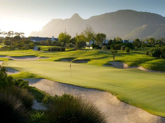 The Steenberg Hotel Golf Course