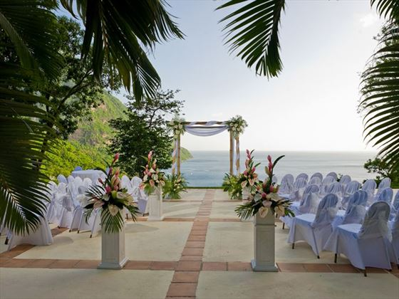 Sunset Deck weddng venue