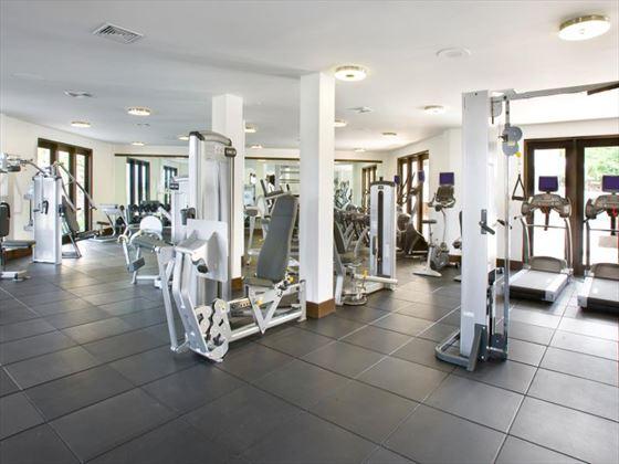 Sugar Ridge gym