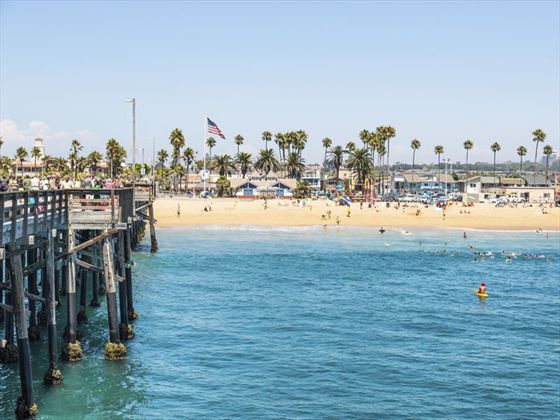 Summer at Newport Beach, Californing