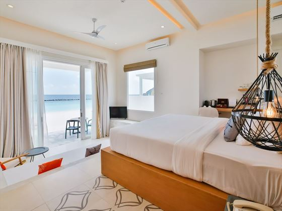 Sultan Suite at Sun Aqua Iru Veli