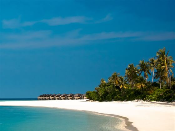 Sun Siyam beach