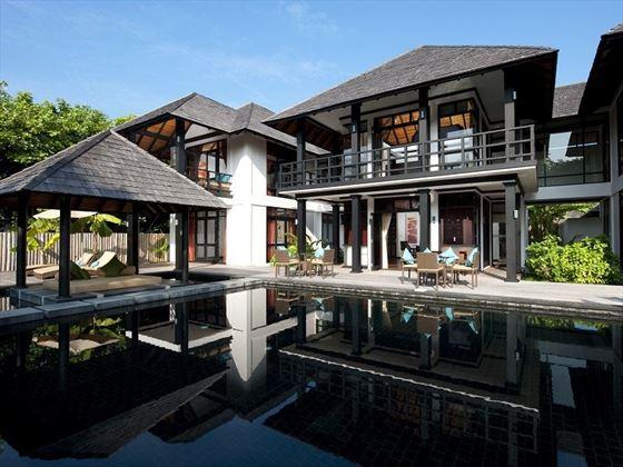The Sun Siyam Iru Fushi Celebrity Retreat