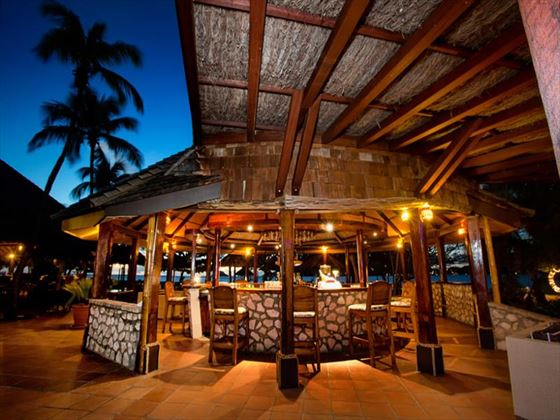 Sunset Grill restaurant at Palm Island