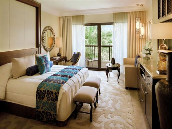 Superior Deluxe Room at One&Only Royal Mirage The Palace