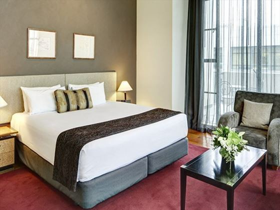 Superior room at Heritage Auckland