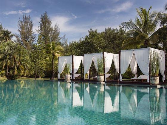 The Sarojin pool