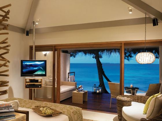 Superior Charm Beach Villa at Taj Coral Reef Resort & Spa