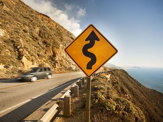 Take a scenic coastal road trip in Carmel