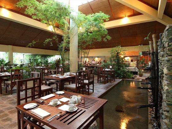 Tanjung Rhu dining room