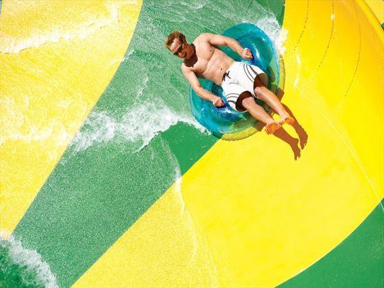 Tassie Twister at Aquatica™