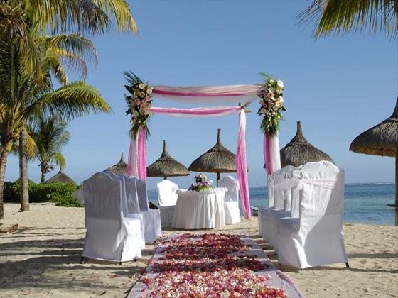 Your wedding setting