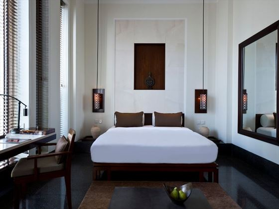 The Chedi - Oman Deluxe Room