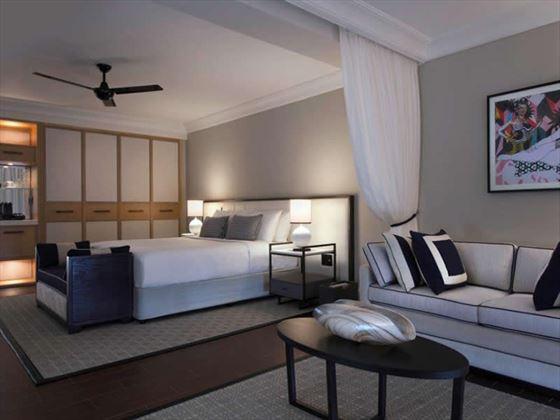 The Fairmont Royal Pavilion Beachfront Suite