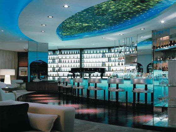 The Piano Lounge at Shangri-La Barr Al Jissah Resort & Spa