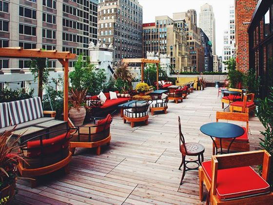 The Refinery Rooftop, NYC
