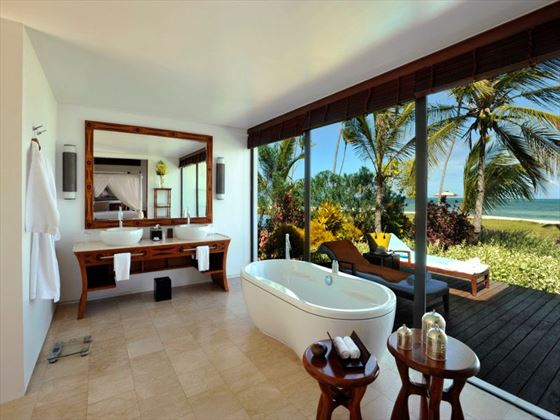 Bathroom at The Residence