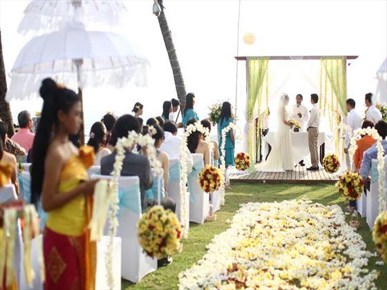 Weddings at The Samaya Seminyak