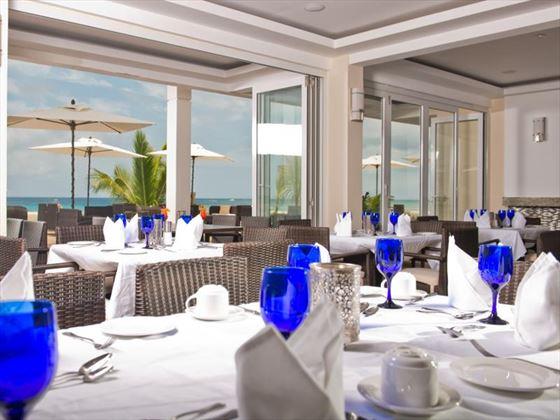 The SoCo Hotel waterfront restaurant