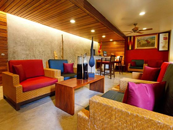 The Tubkaak Boutique Resort library