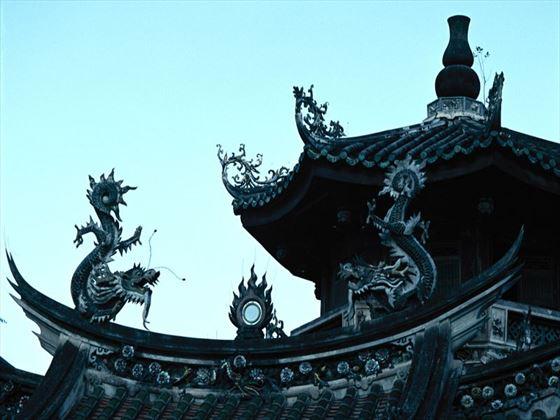 Tian Hock Keng temple