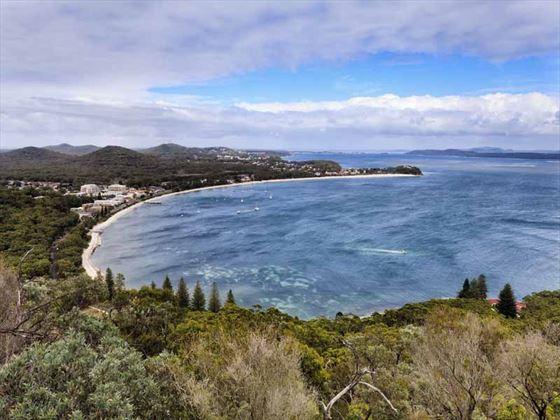 Tomaree, Shoal Bay, Port Stephens