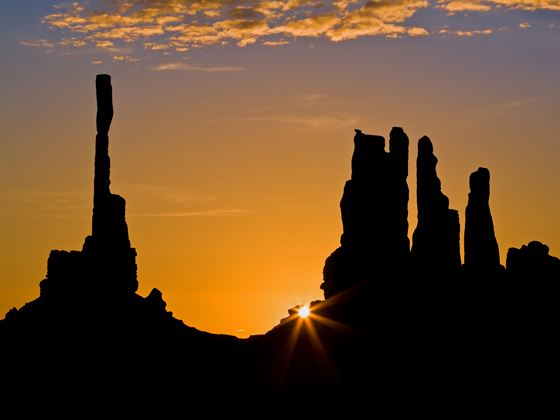 Monument Valley Sunrise, Arizona