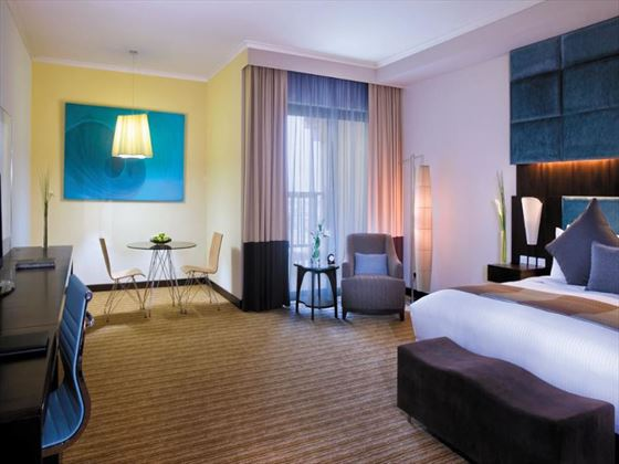Traders Hotel Premier Room